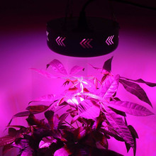 factory supply greenhouse hydroponic ufo 150W round led grow plant lighting