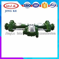 Wheat Machine Hydraulic Axle