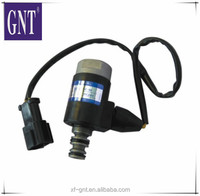 excavator PC120-5 PC120-6 203-60-62171 for rotating solenoid valve