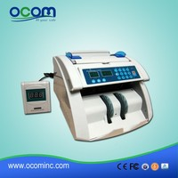 High Counter Speed UV MG Detection Checkout Bill Counter Equipment for Supermarket