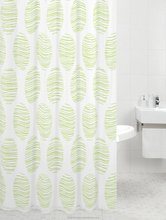 refreshing pattern for shower curtain with 100% farbic