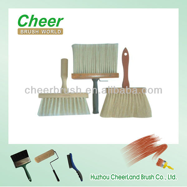 sweeper brush for cleaning or painting