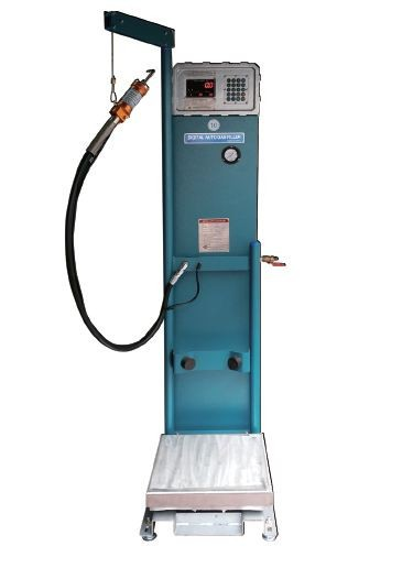 LPG DIGITAL FILLING MACHINE MODEL : K-100IP