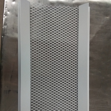 aluminum perforated metal for lowes gutter guard