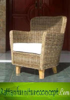 Maison slimit grey rattan furniture