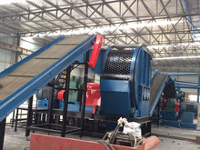 Low noise Used Tyre Recycling Equipment/Tire recycling/Car tyre recycling