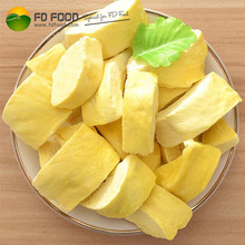 Workable Price Vacuum Freeze-Dried Fruits Powder Freeze Dried Durian