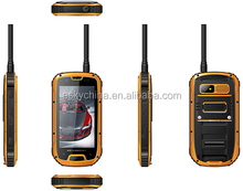 ,Android rugged Mobile Phone,Gorilla Glass , IP67, Quad core, PTT/NFC optional