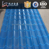 Most Popular Color Steel Roofing Tile