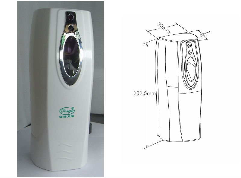 Aerosol Dispenser for 300ml Air Freshener