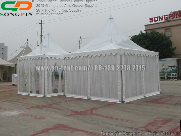wholesale customized gazebo canopy tent for outdoor sun shade