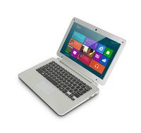 11.6 inch pad for windows 8 notebook laptop computer quality Intel Celeron N2806 1.33GHz