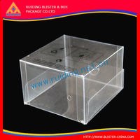high durable alibaba sell pvc ipad 2 case silk screen printing packaging box
