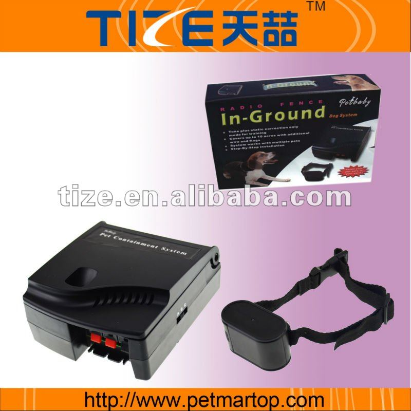 Electric fence system TZ-PET027 Dog fence system+Low battery consumption