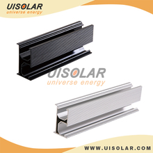 Direct factory slate roof solar mounting rail