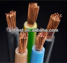 low voltage rubber insulation flexible 185mm2 rubber welding cable