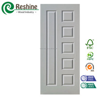 Quality guarranteed white primer house front door