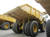 NEW CAT 775G OFF HIGHWAY TRUCK