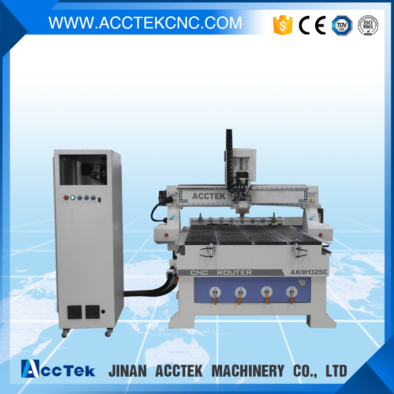 cnc router machine auto changing tools, high speed cnc router machinery, high precision cnc woodworking router