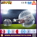 2017 hotsale human inflatable water bubble balls with different colour