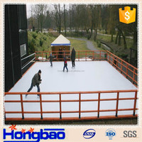 hdpe mobile panel,hdpe outdoor playground fence,hdpe pads for ice rink
