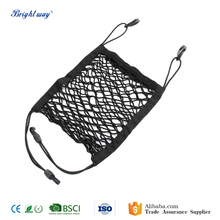 Car seat bungee Mesh webbing elastic Cargo Net for storage