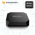 2017 cheapest ! MXQ new modle amlogic S905X android 7.1 KODI 17.3 1G 8G Penta-Core ARM Mali-450 smart tv box