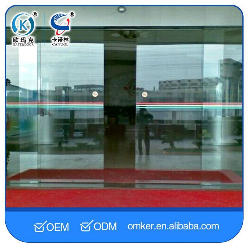 Microcomputer Control System Best-Selling Show Room Automatic Sliding Door