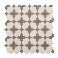 Premium Polished Marlbe Flower Mosaic Tile for Wall and Floor