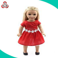 hot sales 6-18 inch doll clothes matching american girl dolls ,american girl doll clothes,American girl doll dress
