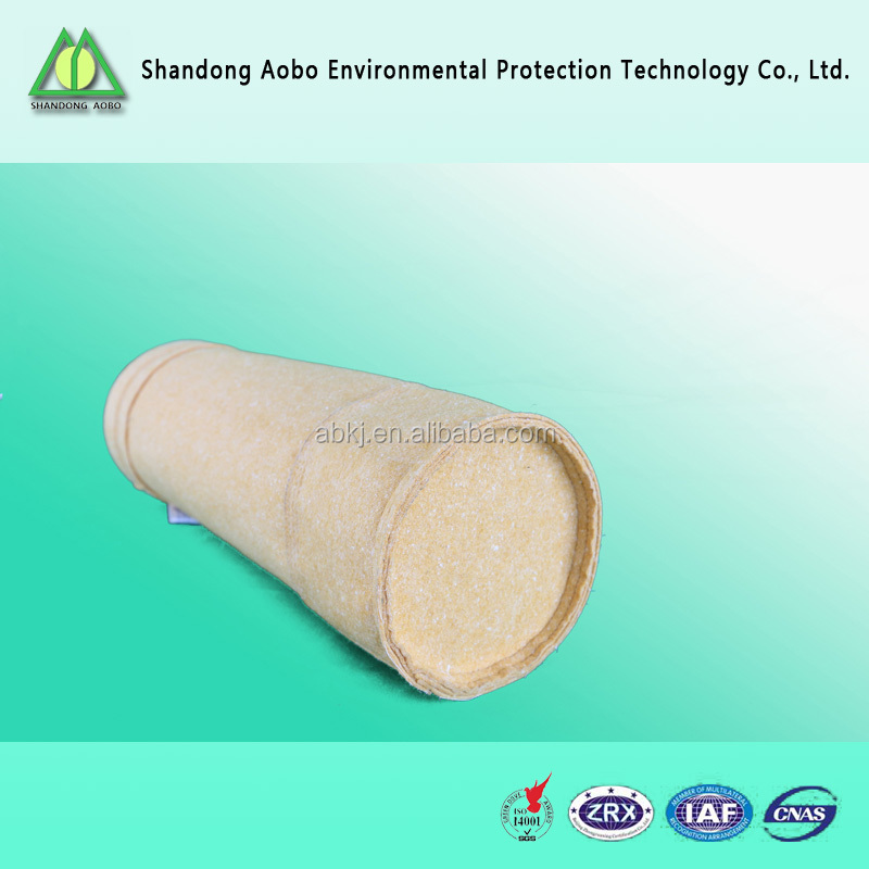 hot sales high quality fiberglass dust collector filter bag