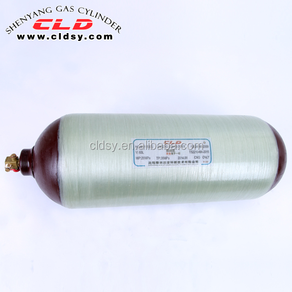CNG type 2 gas cylinder/tank for Taxi cars/vehicles 2016 model