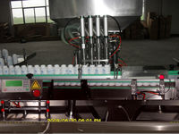 Factory price Automatic bottle viscostiy rose paste filling machine with CE,ISO