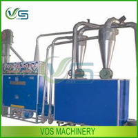 maize grits milling machine plant/maize meal machine with high yield and best price