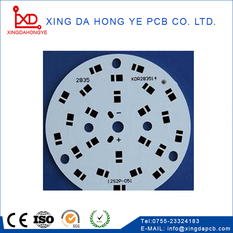 Special High Qualit high power flash led light aluminum pcb supplier