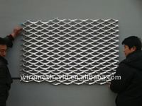 powder coated expanded metal/aluminum expanded metal lath/stainless steel expadned metal