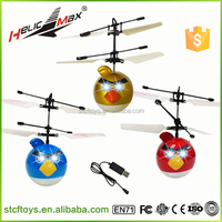 New Toy Products RC Fly Helicopter Battery Operated Flying Bird Toy