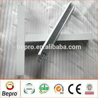 ceiling T-bar aluminum t bar ceiling grid system