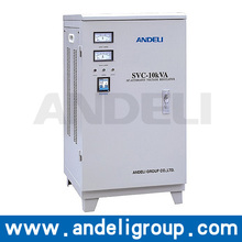 Latest product single phase 10kva svc servo motor voltage stabilizer 0.5kva 1kva 1.5kva 2kva 3kva 5kva