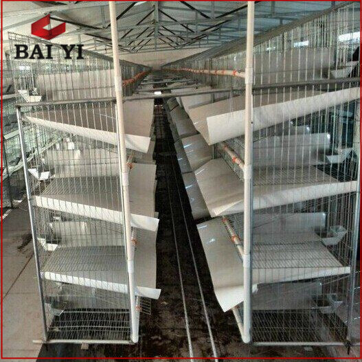 Competitive Price High Quality Customized Wire Mesh Outdoor Metal Rabbit Hutch/Rabbit Cage