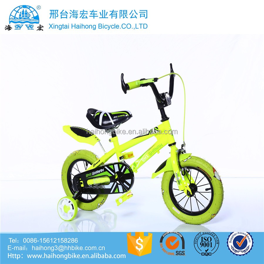 Licensed MINI brand 12 inch children kids dirt bike bicycle with CE opprovel