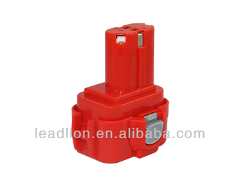Power Tool Battery for MAKITA 9120 9122 9.6V 6207D 6222D Ni-Cd 1.5AH
