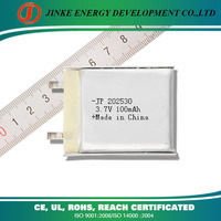 Professional OEM capacity 3.7v 7.4v lithium-ion battery 10.8v li-ion bosche battery