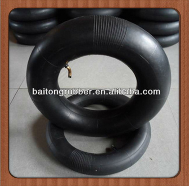 Motorcycle tire inner tube natural rubber direct manufacturer in Shandong