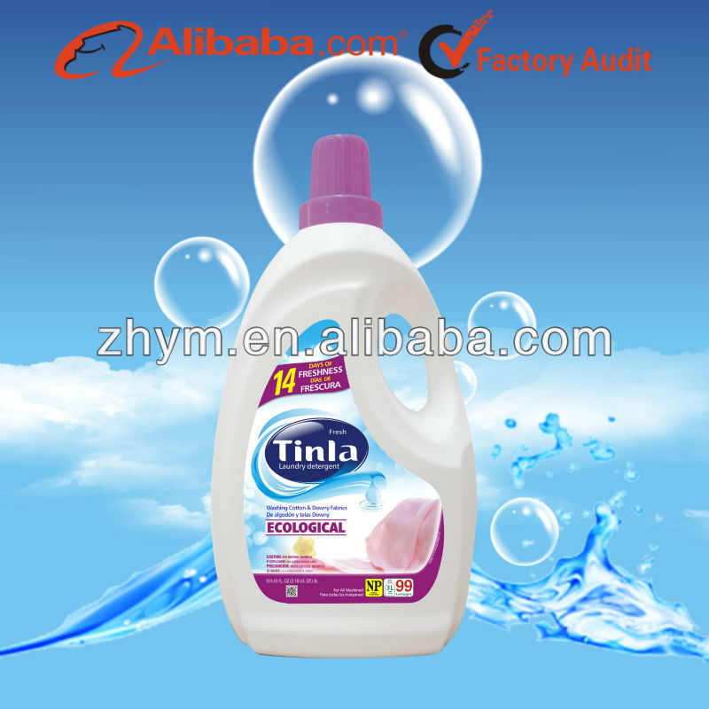 New Tinla Effective Floral Laundry Detergent