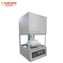 Electric elevator furnace heated by MoSi2 heating elements/electric resistance melting furnace