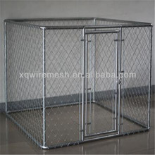 Wholesale dog cages/chain link dog kennel cage/cage dog kennel