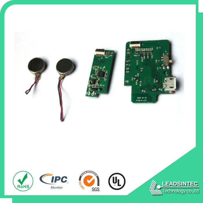Customized Bluetooth headset circuit board electronic pcb assembly