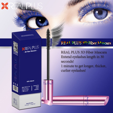 Manufacturer whosale 100% natural curling and thickening eyelash 3D fiber lash mascara