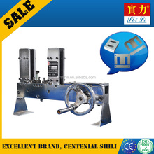 high quality steel material ei laminating stacking machinery manufactures